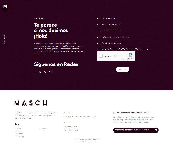 Masch Agency